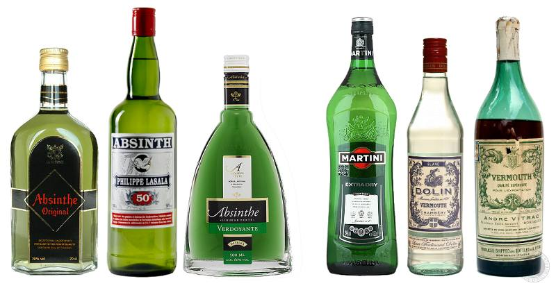 how to tell if absinthe is real