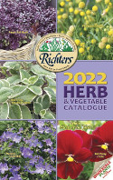 Richters Catalog<br>Herbs, Plants & Veggies