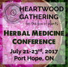 heartwood gathering medicinal herbs conference