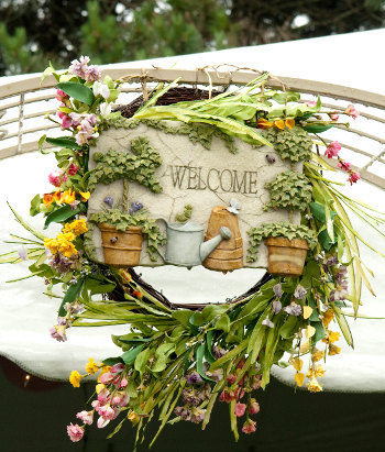 A Herbal Welcome!